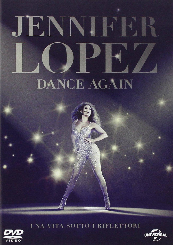 Jennifer Lopez Dance Again Tour Dvd