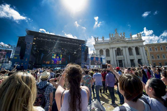 Concerto Primo Maggio 2026 Roma: ecco i cantanti sul palco