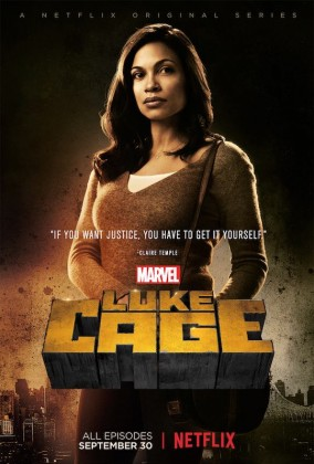 luke cage carachter poster