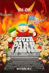 SouthParkbiggerlongeruncut-poster