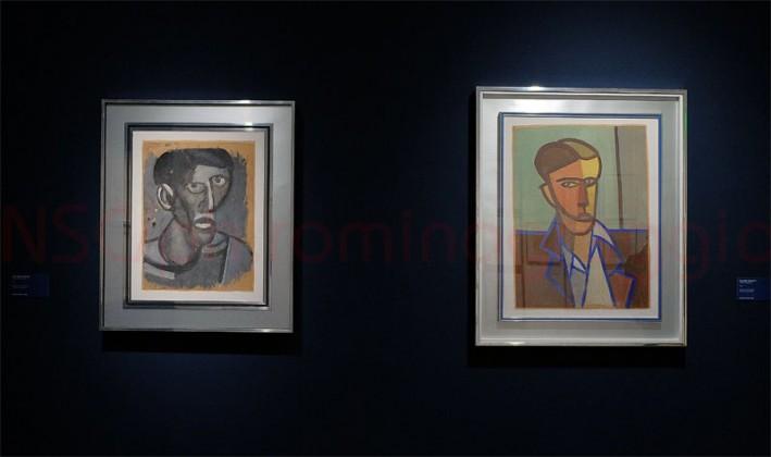 Autoritratti di Tancredi Parmeggiani