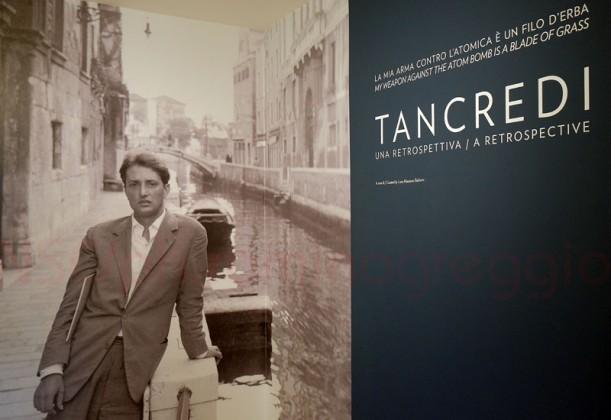 Tancredi Parmeggiani alla Fondazio