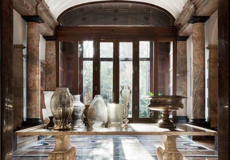 Beauty is my favorite colour le muse di giampiero for Villa mozart milano