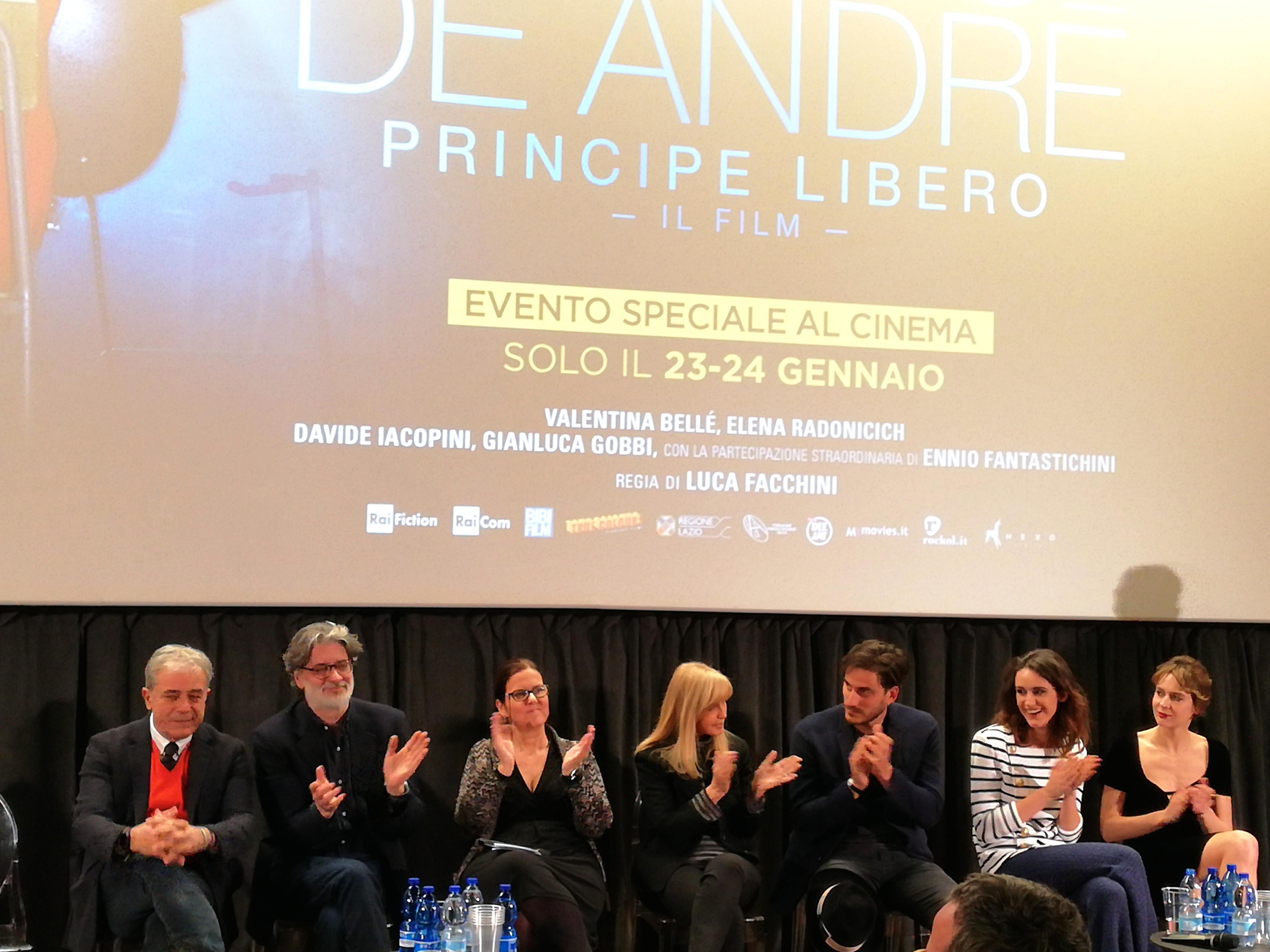 Fabrizio De Andrè, spirito libero