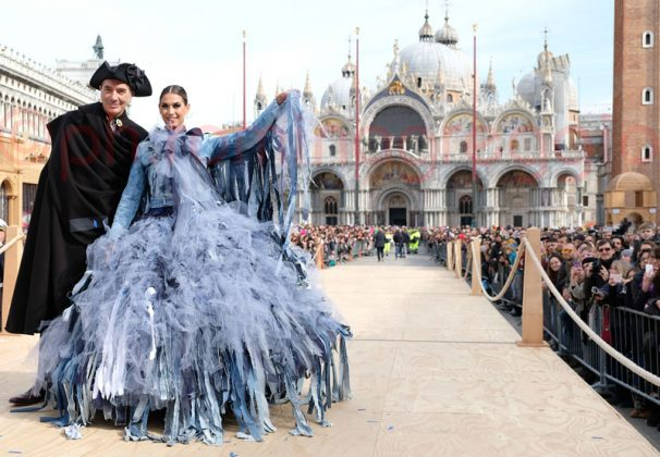 melissa satta carnevale venezia