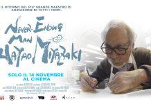 never ending man hayao miyazaki copertina