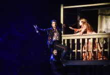Shakespeare in love, foto di scena
