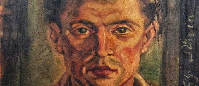 Giovanni Poli ritratto da Luigi Tito